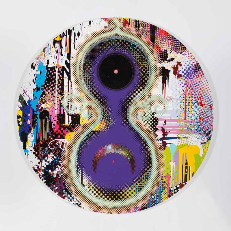 "Takashi_Murakami_View of the exhibition ""Takashi Murakami Arts Projects Ibiza in Partnership with Blum and Poe"" at Ibiza Gran Hotel  Ibiza (Spain), 2015_10523_1"