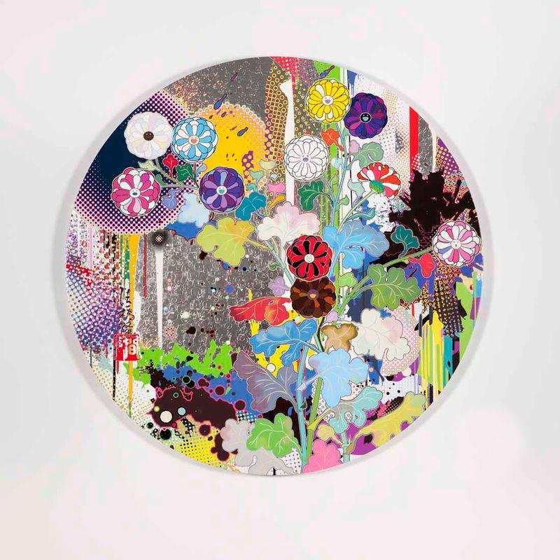"Takashi_Murakami_View of the exhibition ""Takashi Murakami Arts Projects Ibiza in Partnership with Blum and Poe"" at Ibiza Gran Hotel  Ibiza (Spain), 2015_10529_1"