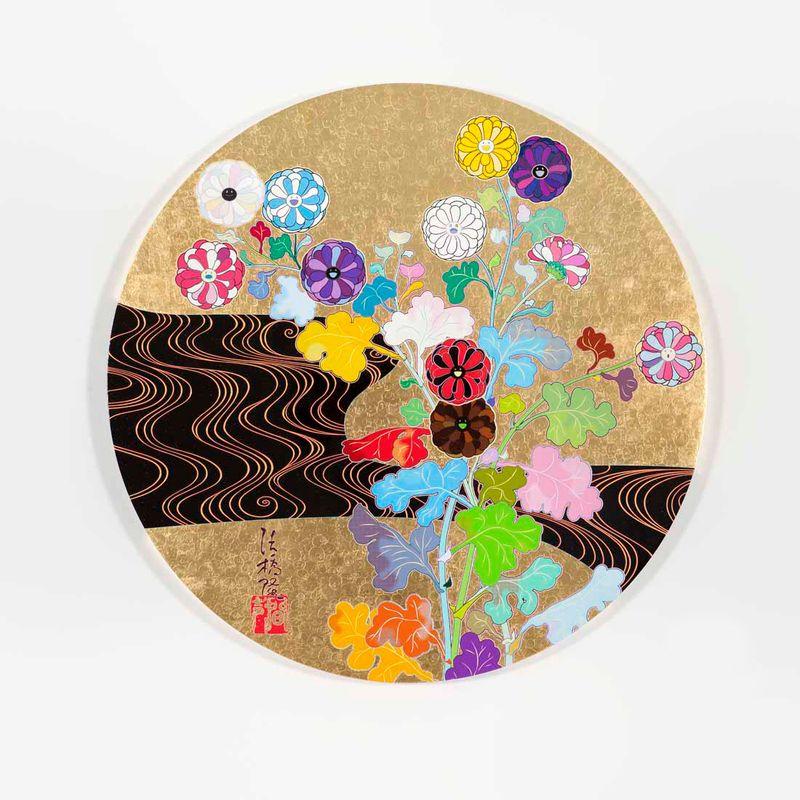 "Takashi_Murakami_View of the exhibition ""Takashi Murakami Arts Projects Ibiza in Partnership with Blum and Poe"" at Ibiza Gran Hotel  Ibiza (Spain), 2015_10532_1"
