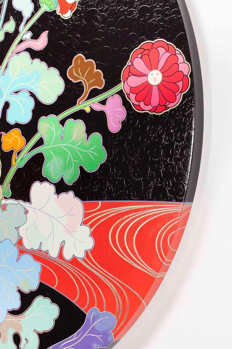 "Takashi_Murakami_View of the exhibition ""Takashi Murakami Arts Projects Ibiza in Partnership with Blum and Poe"" at Ibiza Gran Hotel  Ibiza (Spain), 2015_10537_1"