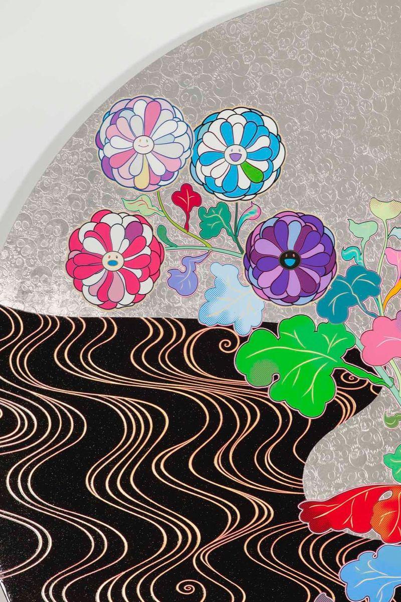 "Takashi_Murakami_View of the exhibition ""Takashi Murakami Arts Projects Ibiza in Partnership with Blum and Poe"" at Ibiza Gran Hotel  Ibiza (Spain), 2015_10546_1"