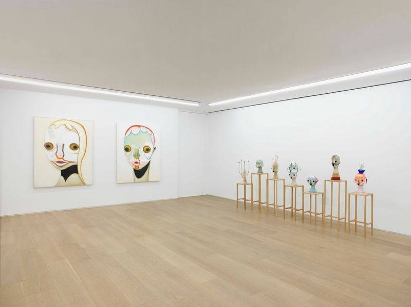 Izumi_Kato_View of the exhibition  New York (USA), 2016_10624_1