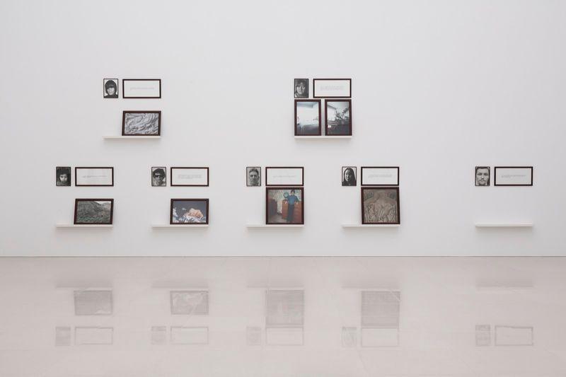 """Sophie_Calle_View of the exhibition """"Pour la dernière et pour la première fois"""" at Nagasaki Prefectural Art Museum  Nagasaki (Japan), 2016_10735_1"""