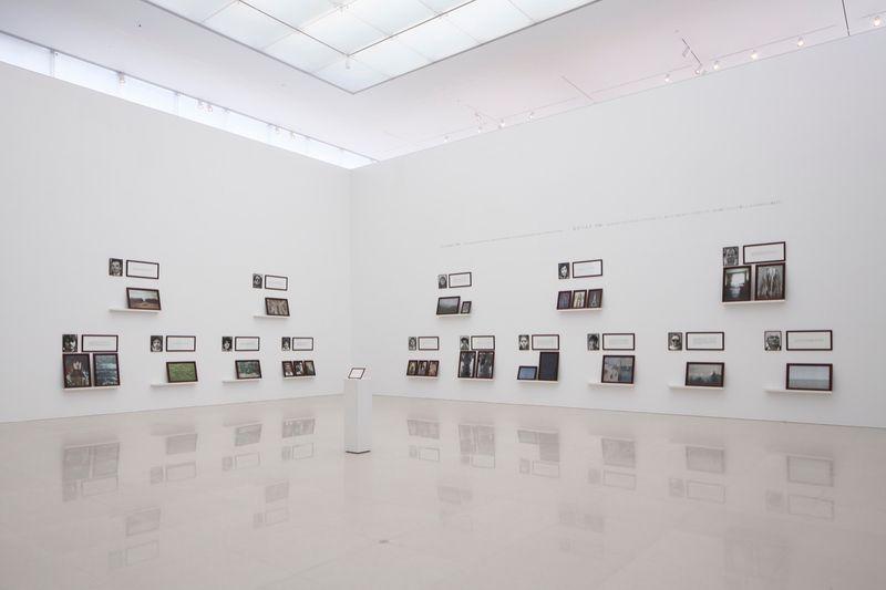 """Sophie_Calle_View of the exhibition """"Pour la dernière et pour la première fois"""" at Nagasaki Prefectural Art Museum  Nagasaki (Japan), 2016_10736_1"""