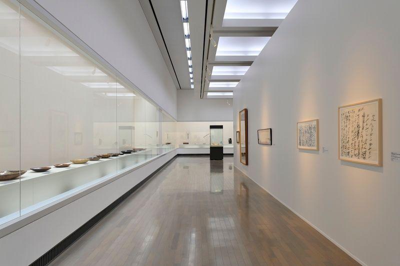 "yuji_ueda_View of the group exhibition ""Takashi Murakami's Superflat collection, from Soga Shohaku and Kitaoji Rosanjin to Anselm Kiefer"" at Yokohama Museum of Art Yokohama (Japan), 2016_10755_1"