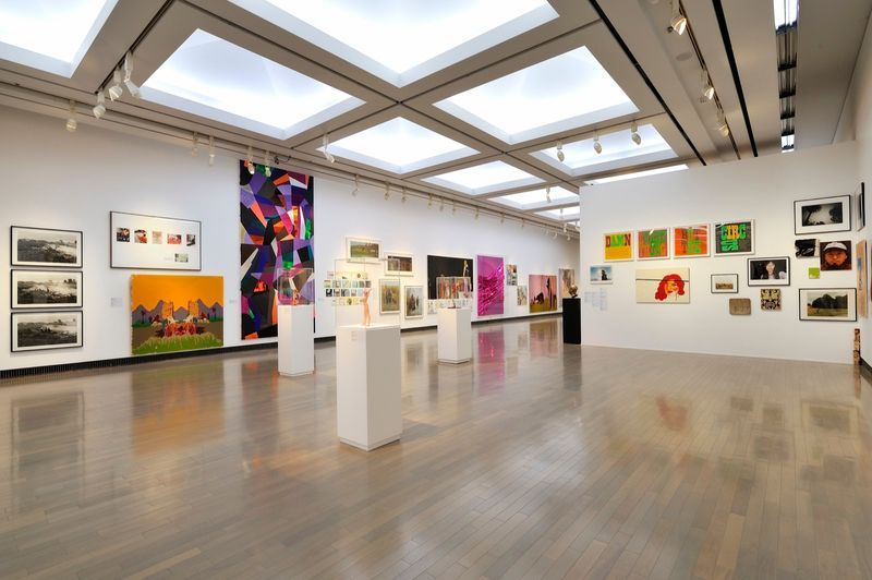 "yuji_ueda_View of the group exhibition ""Takashi Murakami's Superflat collection, from Soga Shohaku and Kitaoji Rosanjin to Anselm Kiefer"" at Yokohama Museum of Art Yokohama (Japan), 2016_10762_1"