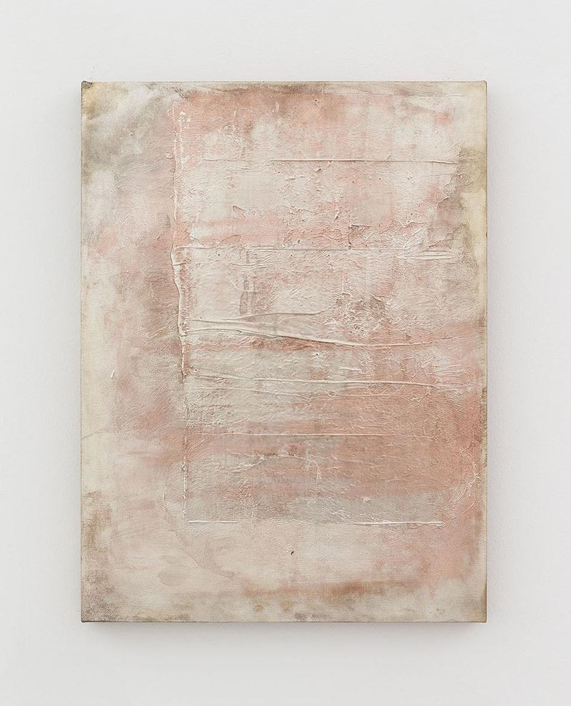 """""""Type"""" 2016 Copper electrotype 61 x 45.7 cm / 24 x 18 in"""