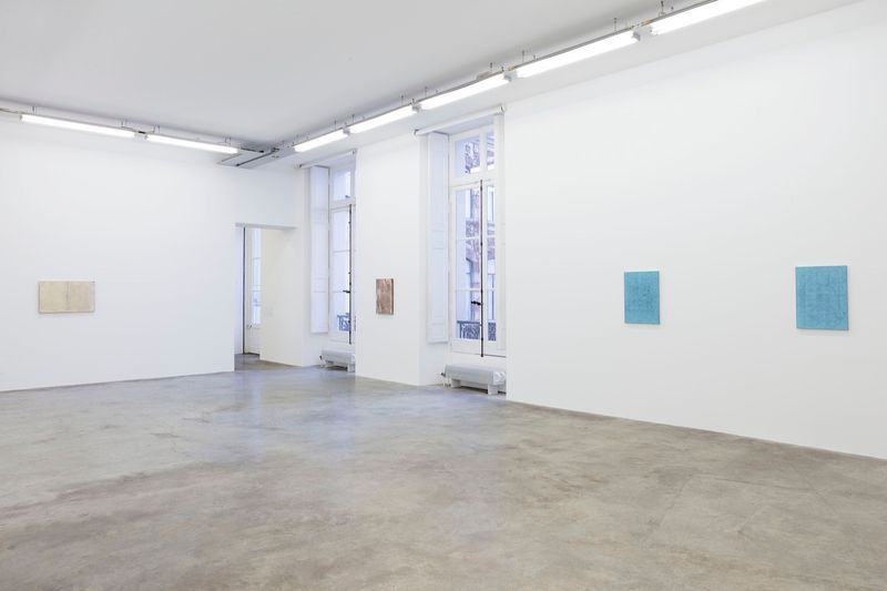 John_Henderson_View of the exhibition  at Perrotin  (France), 2016_10950_1