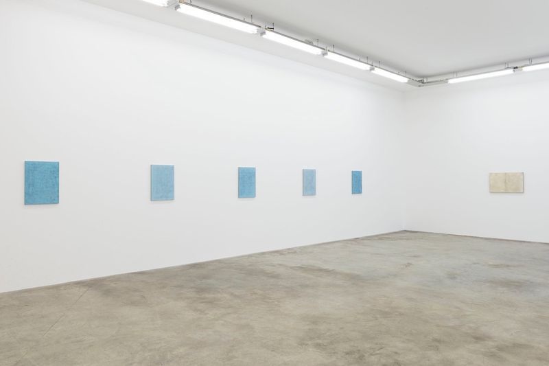 John_Henderson_View of the exhibition  at Perrotin (France), 2016_10951_1