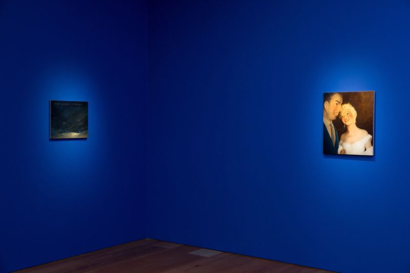 """Chen_Ke_View of the exhibition """"Dream· Dew    夢·露"""" at GALERIE PERROTIN, HONG KONG Hong Kong (China), 2016_11782_1"""