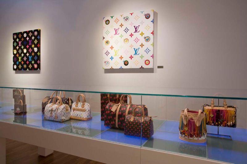 """Takashi_Murakami_View of the exhibition """"©MURAKAMI"""" at MOCA Los Angeles (USA), 2007_1188_1"""