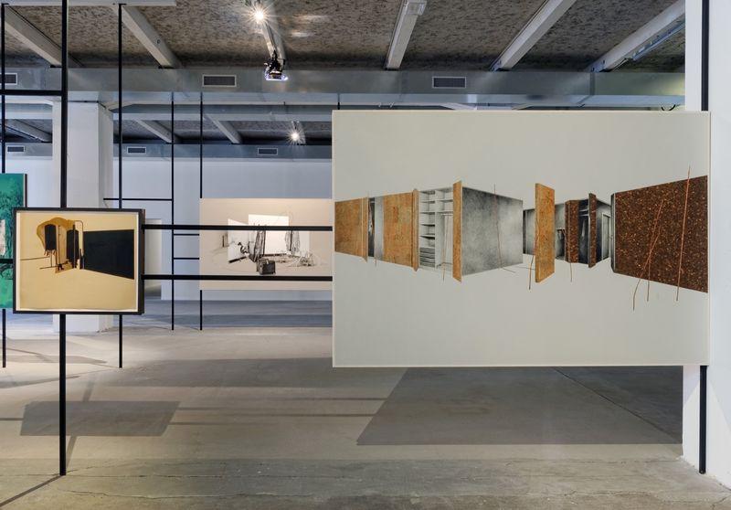 """Tatiana_Trouve_View of the group exhibition """"Biennale de Lyon """" curated by Ralph Rugoff  at Sucrière-Musée d'art contemporain Lyon (France), 2015_12091_1"""