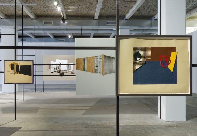 """Tatiana_Trouve_View of the group exhibition """"Biennale de Lyon """" curated by Ralph Rugoff  at Sucrière-Musée d'art contemporain Lyon (France), 2015_12092_1"""