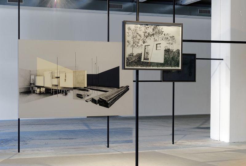 """Tatiana_Trouve_View of the group exhibition """"Biennale de Lyon """" curated by Ralph Rugoff  at Sucrière-Musée d'art contemporain Lyon (France), 2015_12093_1"""
