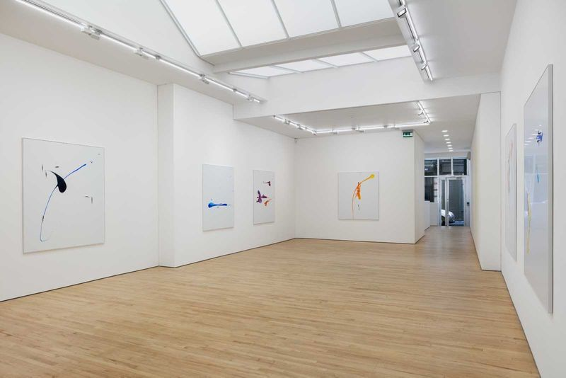 "Thilo_Heinzmann_View of the exhibition ""To Be And To Be"" at Carl Freedman Gallery London (United Kingdom), 2016_12297_1"
