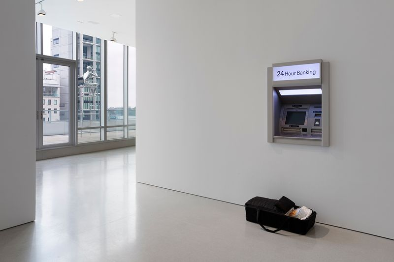 """Elmgreen_et_Dragset_View of the exhibition """"Changing Subjects"""" at Flag Art Foundation  New York (USA), 2016_12393_1"""