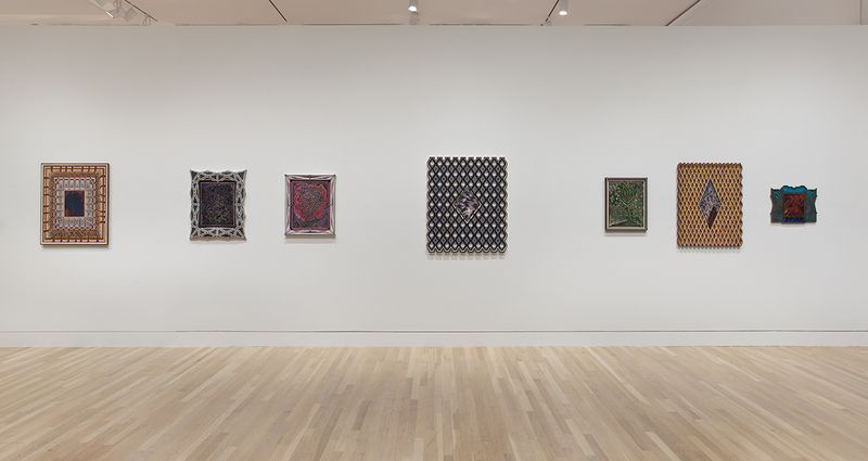 """Zach_Harris_View of the exhibition """"Made in L.A. 2012"""" at Hammer Museum  Los Angeles, CA (USA), 2012_12417_1"""