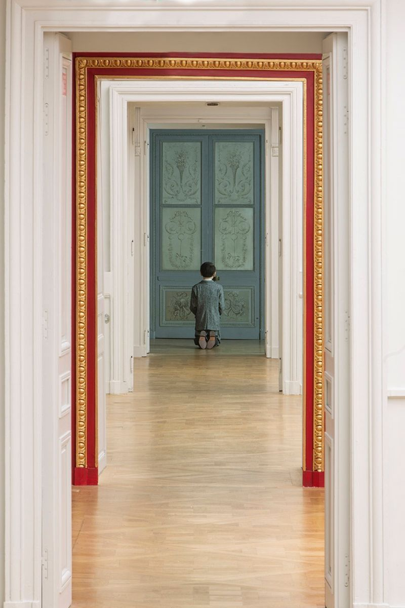 "Maurizio_Cattelan_View of the exhibition ""NOT AFRAID OF LOVE"" curated by Chiara Parisi  at La Monnaie  Paris (France), 2016_12502_1"
