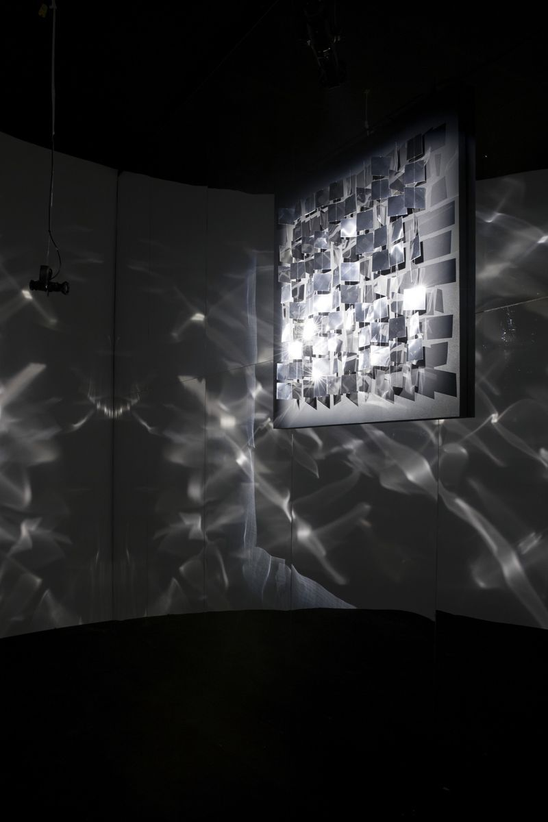 "Julio_Le_Parc_View of the exhibition ""Julio Le Parc : Form into Action"" curated by Estrellita B. Brodksy  at Pérez Art Museum  Miami (USA), 2016_12521_1"