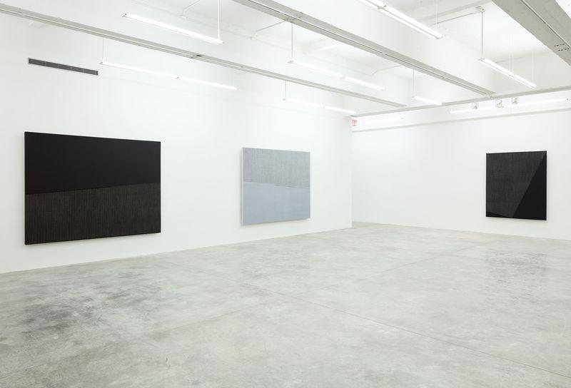 """Seo-Bo_Park_View of the exhibition """"Park Seo-Bo"""" at Tina Kim Gallery New York (USA), 2016_12541_1"""