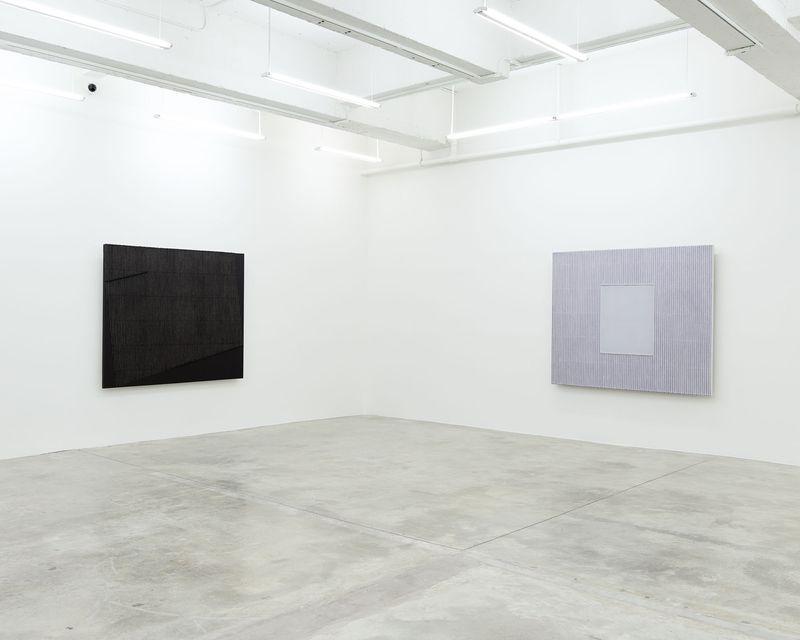 """Seo-Bo_Park_View of the exhibition """"Park Seo-Bo"""" at Tina Kim Gallery New York (USA), 2016_12542_1"""
