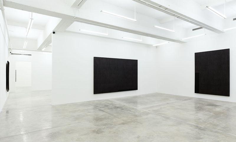 """Seo-Bo_Park_View of the exhibition """"Park Seo-Bo"""" at Tina Kim Gallery New York (USA), 2016_12544_1"""