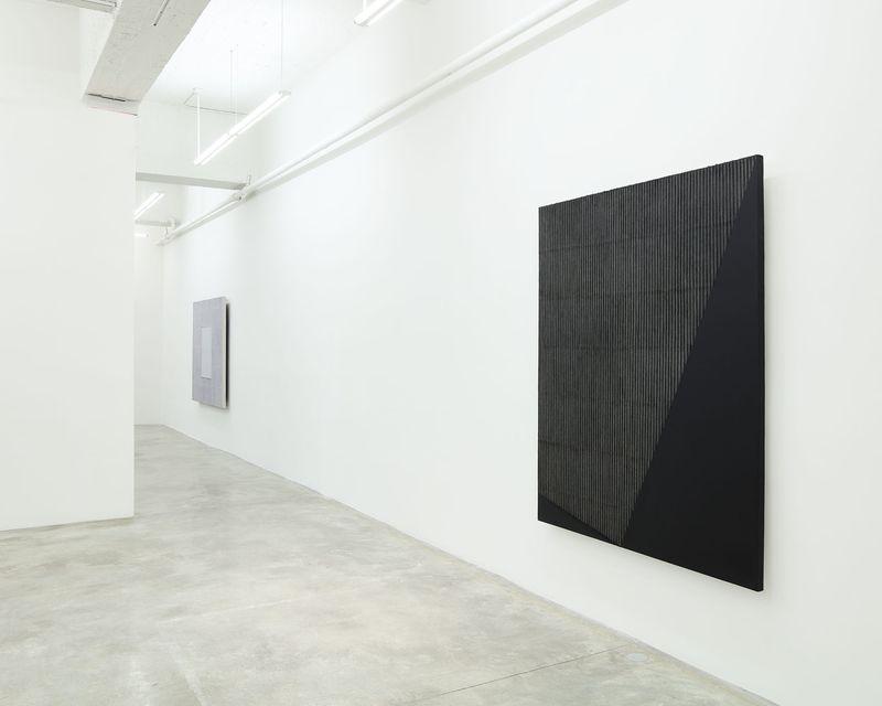"""Seo-Bo_Park_View of the exhibition """"Park Seo-Bo"""" at Tina Kim Gallery New York (USA), 2016_12551_1"""