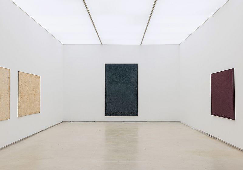 "Chang-Sup_Chung_View of the exhibition ""Chung Chang-Sup ""Meditation"" curated by Yongdae Kim  at Johyun Gallery Busan (South Korea), 2015_12602_1"