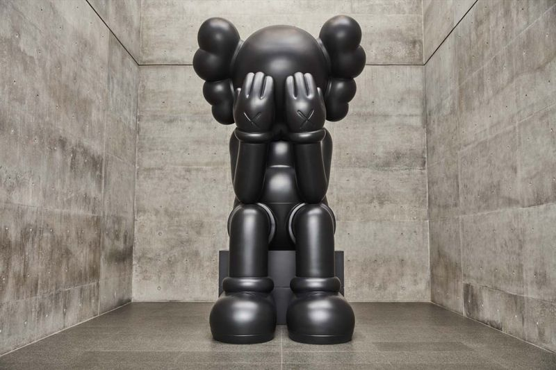 "Kaws_View of the exhibition ""WHERE THE END STARTS"" curated by Andrea Karnes  at Modern Art Museum of Fort Worth  Fort Worth (USA), 2016_12698_1"