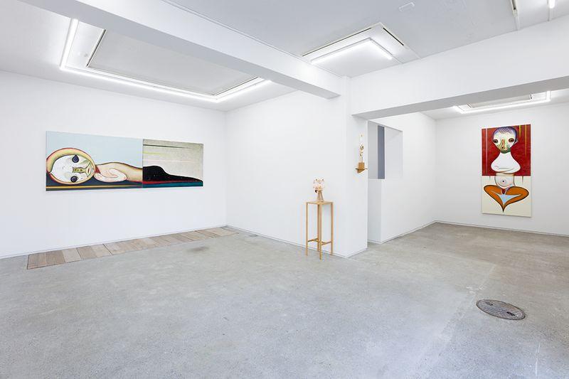 "Izumi_Kato_View of the exhibition ""Izumi Kato"" at Take Ninagawa Tokyo (Japan), 2017_12929_1"