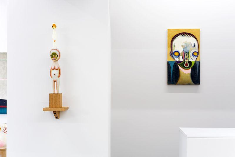 "Izumi_Kato_View of the exhibition ""Izumi Kato"" at Take Ninagawa Tokyo (Japan), 2017_12931_1"