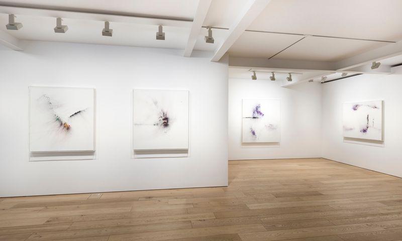 """Thilo_Heinzmann_View of the exhibition """"We, Rivers & Mountains"""" at Perrotin  Seoul (South Korea), 2017_12936_1"""