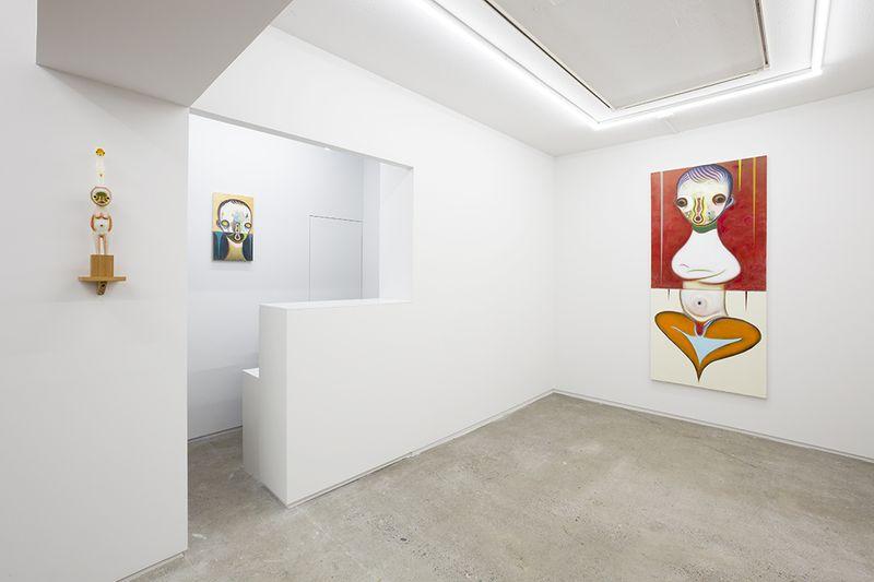 "Izumi_Kato_View of the exhibition ""Izumi Kato"" at Take Ninagawa Tokyo (Japan), 2017_12941_1"