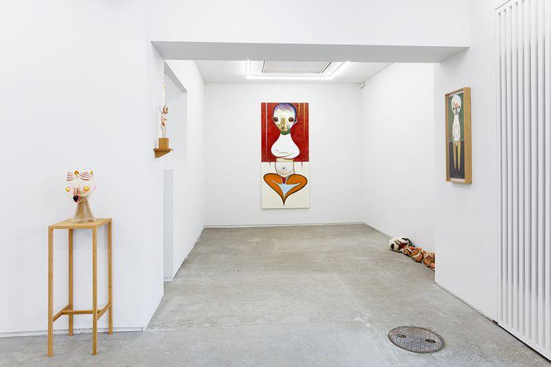 "Izumi_Kato_View of the exhibition ""Izumi Kato"" at Take Ninagawa Tokyo (Japan), 2017_12943_1"