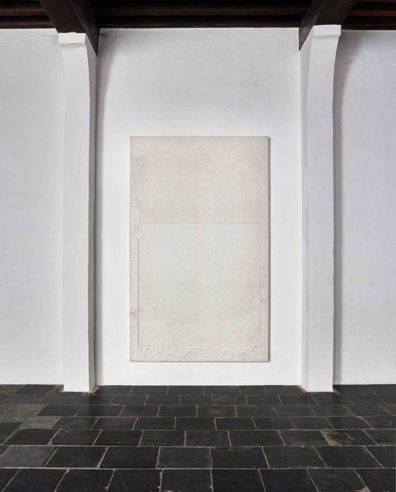 """Chang-Sup_Chung_View of the exhibition """"Chung Chang-Sup"""" at Axel Vervoordt Gallery Antwerp (Belgium), 2016_12979_1"""