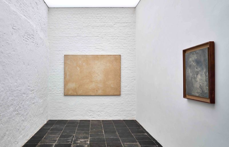 """Chang-Sup_Chung_View of the exhibition """"Chung Chang-Sup"""" at Axel Vervoordt Gallery Antwerp (Belgium), 2016_12982_1"""