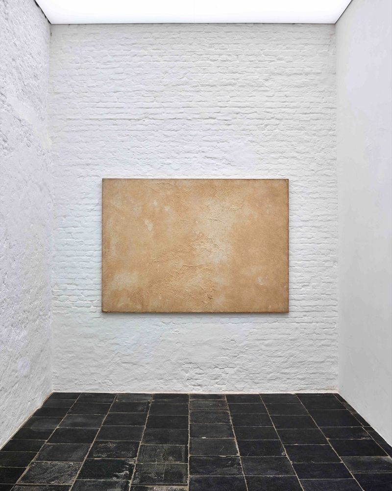 """Chang-Sup_Chung_View of the exhibition """"Chung Chang-Sup"""" at Axel Vervoordt Gallery Antwerp (Belgium), 2016_12983_1"""