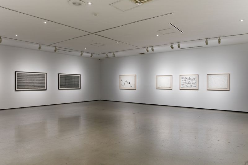 """Seung_Jio_Lee_View of the group exhibition """"After Drawing"""" at Gallery Hyundai  Seoul (South Korea), 2016_13018_1"""