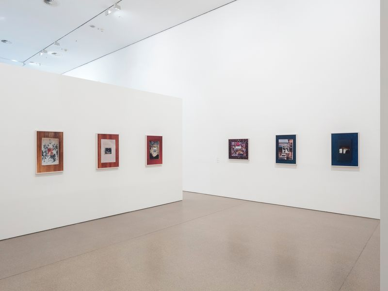 "Exhibition View: ""Photo - Poetics: An Anthology"", at the Guggenheim Museum, New York, 2015"