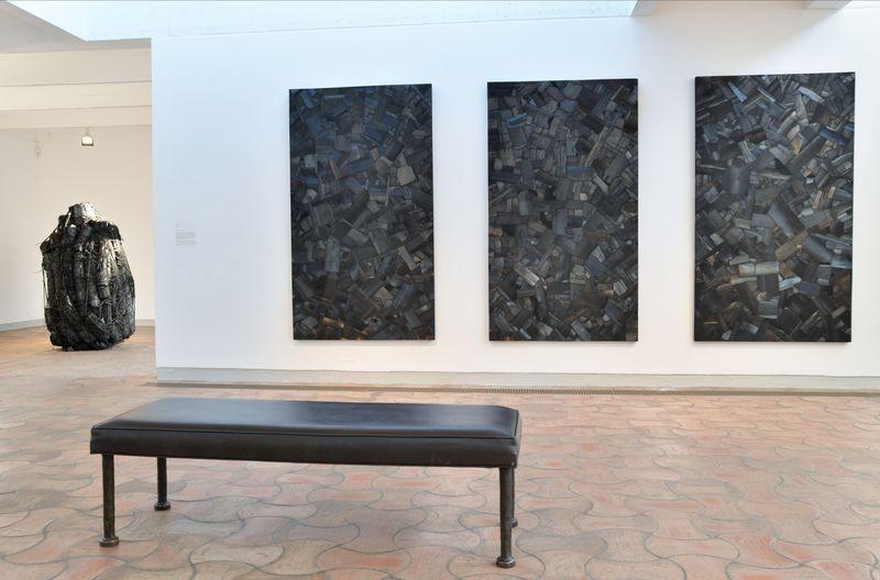 """Bae_Lee_View of the exhibition """"Plus de lumière"""" at Fondation Maeght SAINT PAUL DE VENCE (France), 2018_15038"""
