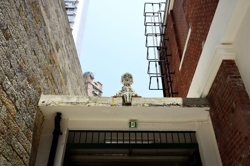 Public Art Project at Tai Kwun - Center for Heritage and Arts, Hong Kong, 2018-2020.