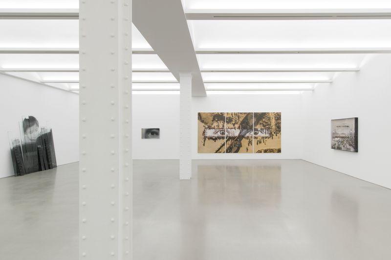 "Jr_View of the exhibition ""HORIZONTAL"" at PERROTIN NY  NEW YORK (USA), 2018_15625"