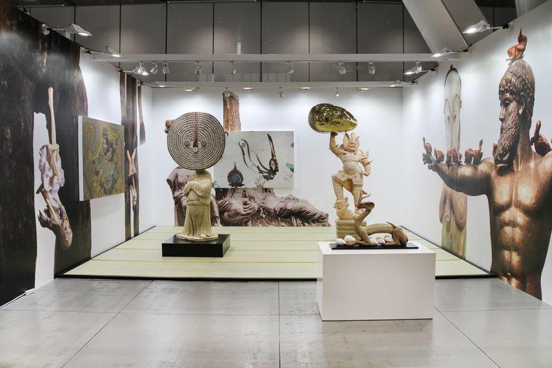 """Zhen_Xu_View of the exhibition """"Art Fair Tokyo"""" at ART FAIR TOKYO  Tokyo (Japan), 2018_15759"""