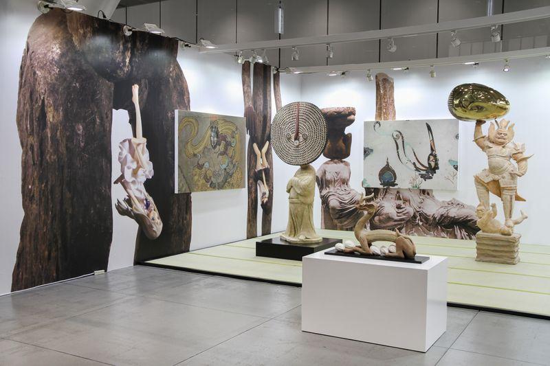 """Zhen_Xu_View of the exhibition """"Art Fair Tokyo"""" at ART FAIR TOKYO  Tokyo (Japan), 2018_15762"""