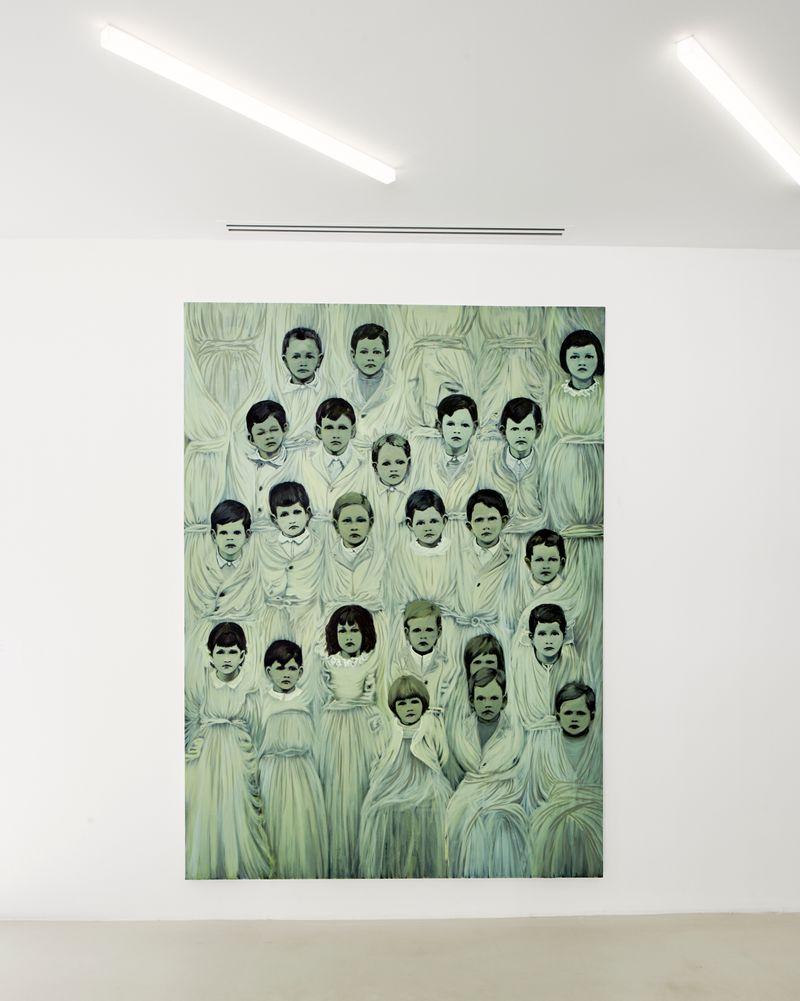"""claire_tabouret_View of the exhibition """"Les Veilleurs """" at Collection Lambert en Avignon  Avignon (France), 2018_15777"""