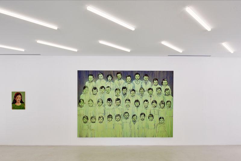 """claire_tabouret_View of the exhibition """"Les Veilleurs """" at Collection Lambert en Avignon  Avignon (France), 2018_15779"""