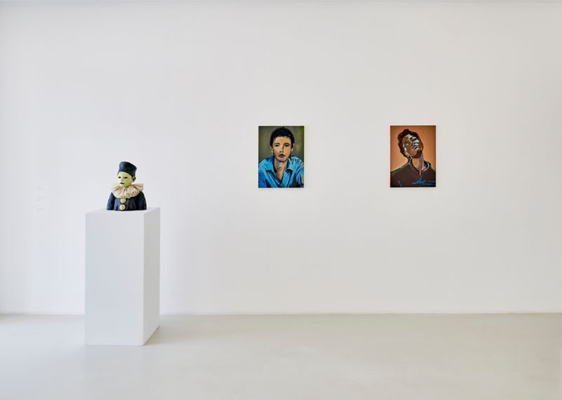 """claire_tabouret_View of the exhibition """"Les Veilleurs """" at Collection Lambert en Avignon  Avignon (France), 2018_15783"""