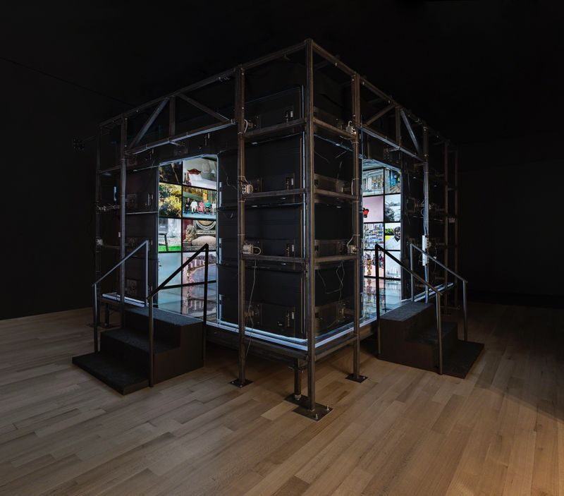 "Paola_Pivi_View of the exhibition ""Art with a View"" at BASS MUSEUM OF ART Miami Beach (USA), 2018_16172"