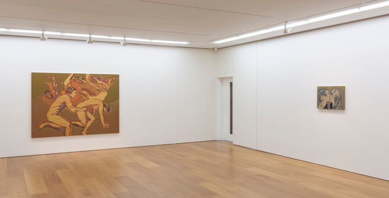 """claire_tabouret_View of the exhibition """"Born in Mirrors"""", 2019_16549"""