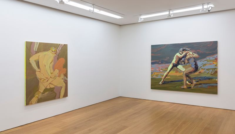 """claire_tabouret_View of the exhibition """"Born in Mirrors"""", 2019_16553"""